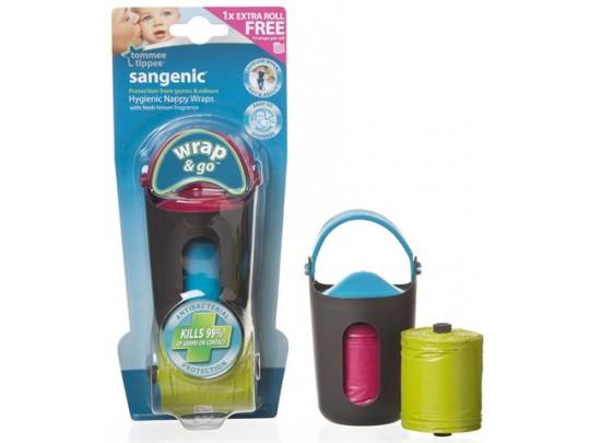 Sangenic Wrap & Go dispenser