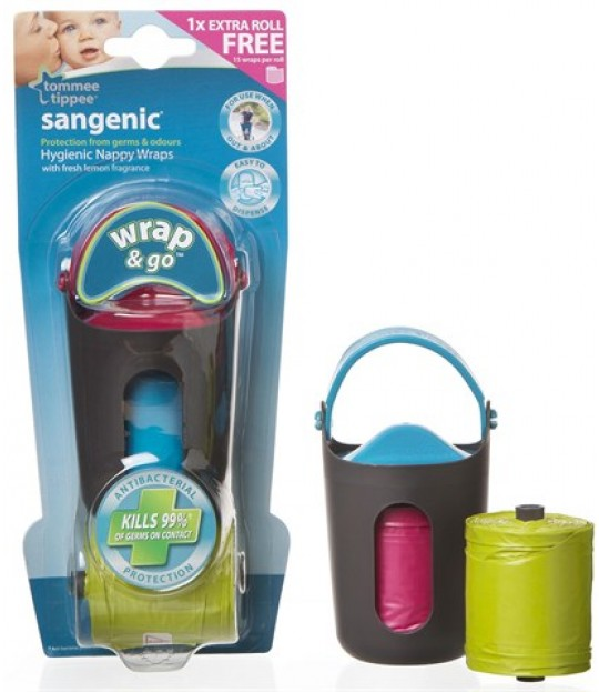 Sangenic Wrap & Go dispenser