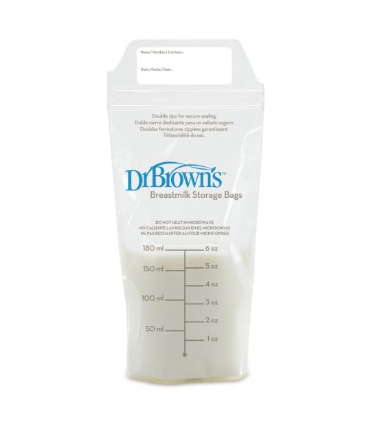 Dr Brown fryseposser