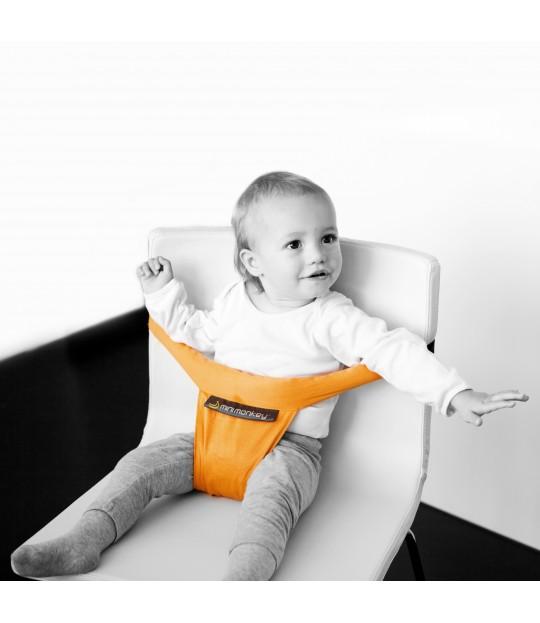Minichair oransje