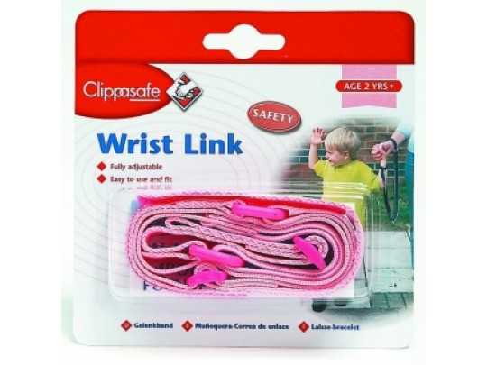 Clippasafe Leiereim Pink