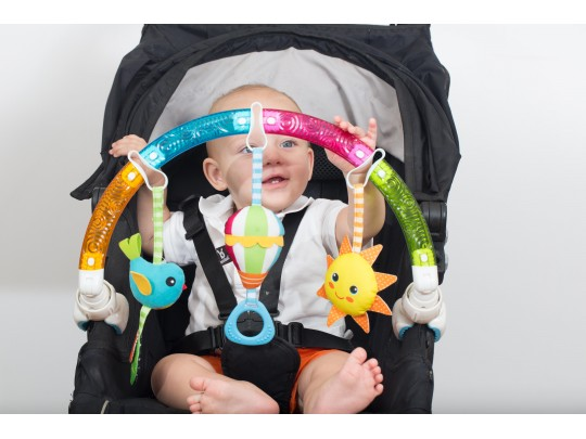 Benbat Dazzle Rainbow Play Arch