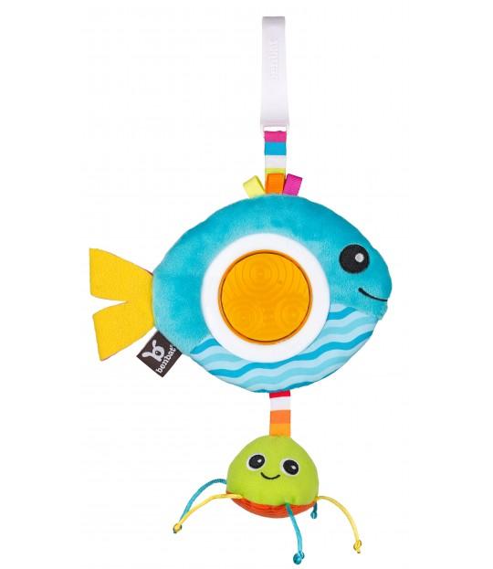 Benbat Dazzle toy Fisk