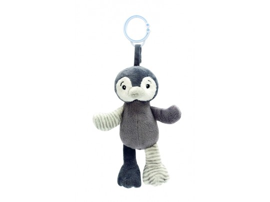 My Teddy Pingvin Clip-on Vognleke