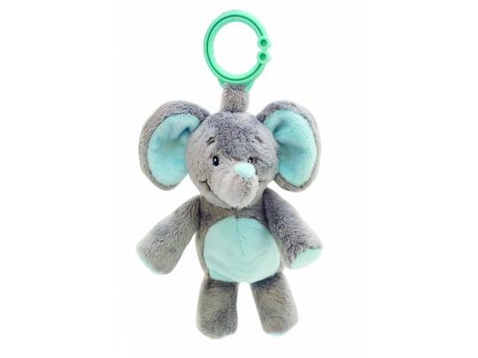 My Teddy Elefant vognleke m/musikk (1)