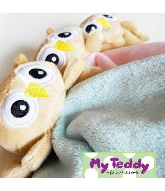 My Teddy Koseklut Ugle