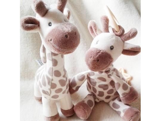 My Teddy Giraffe Bamse med Musikk
