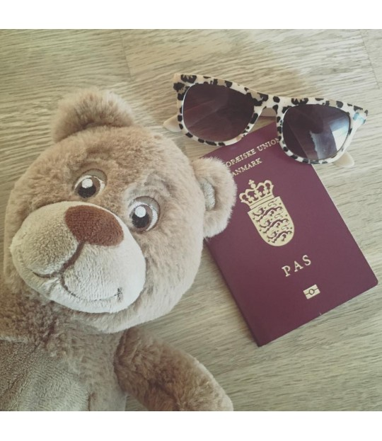 My Teddy Bamse Bjørn
