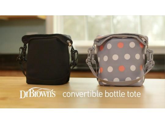 Dr.Brown Bottle Tote Bag