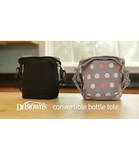 Dr.Brown Bottle Tote Bag