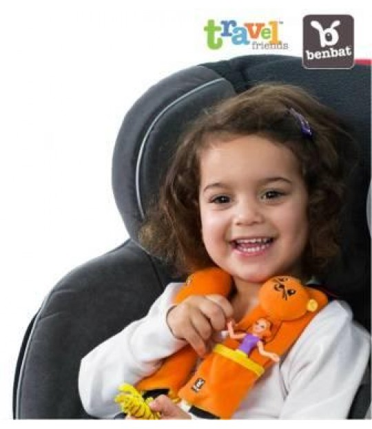 Benbat Travel Straps 1-4 år  (1)