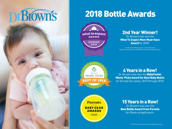 2018 Dr. Brown's Bottle Awards (1)