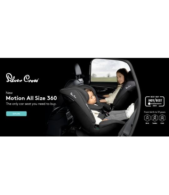 Silver Cross Motion 360 I-Size
